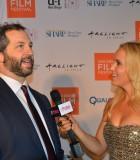 Judd Apatoaw San Diego Film Festival tribute