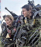 Trailer for Edge of Tomorrow, starring Tom Cruise and Emily Blunt