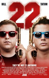 22 Jump Street starring Channing Tatum and Jonah Hill