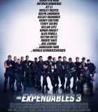 Expendables 3 starring Sylvester Stallone, Harrison Ford
