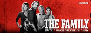 The Family starring Robert DeNiro